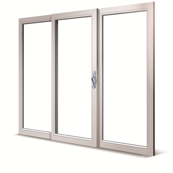 THREE SECTION PATIO DOOR