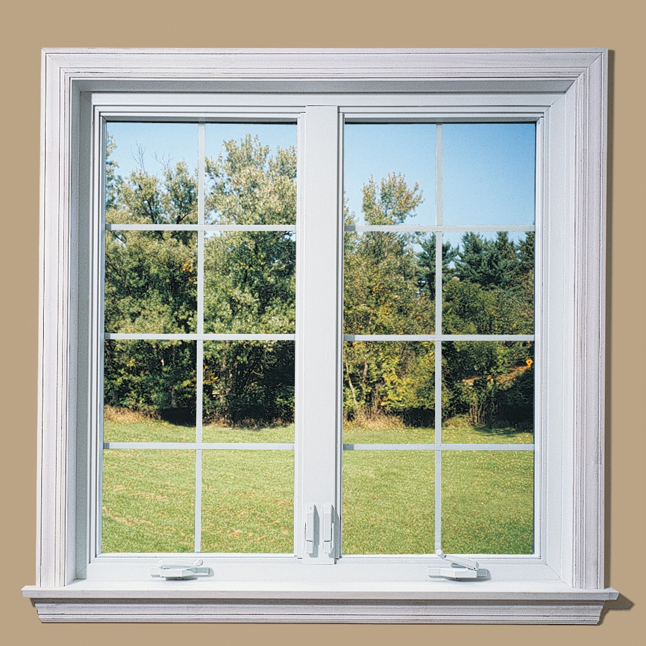 TWIN SET CASEMENT WINDOW